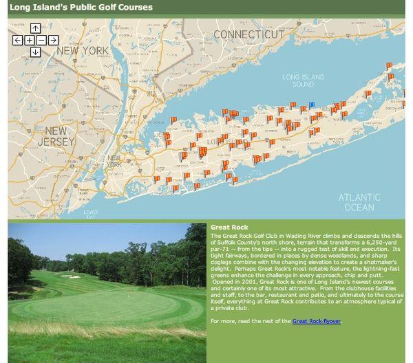 Long Island: Golf On Long Island: Long Island's Public Courses