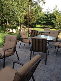 Cedars patio
