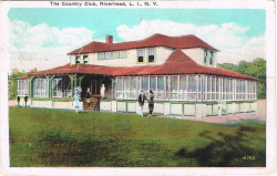 Elks on postcard - 1920_ copy