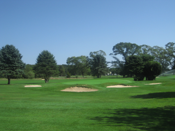 Golf on Long Island: Flyover: Poxabogue Golf Center